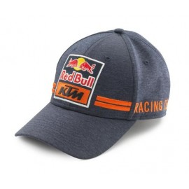 TEAM CURVED CAP KTM