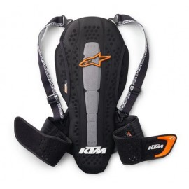 NUCLEON KR-2 BACK PROTECTOR KTM