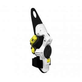 WRIST BRACE MOBIUS X8 WHITE ACID YELLOW