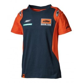 KIDS REPLICA TEAM TEE KTM 2018