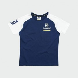 KIDS REPLICA TEAM TEE HUSQVARNA