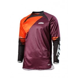 GRAVITY-FX SHIRT BURGUNDY KTM