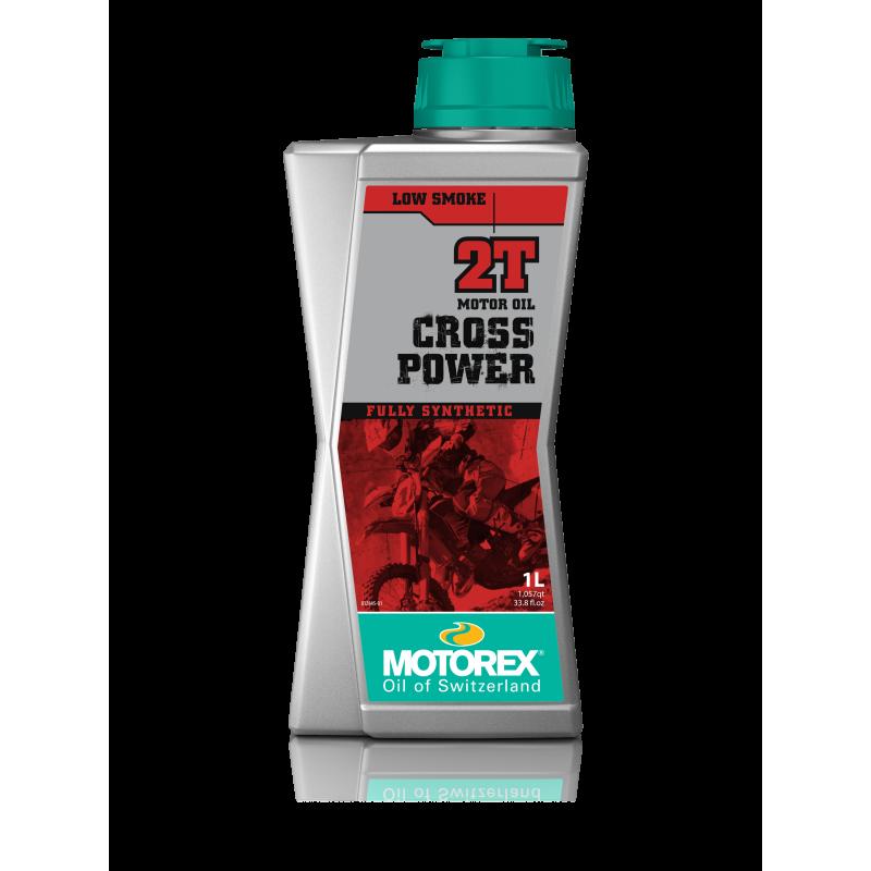 OLEO MOTOREX CROSSPOWER 2T
