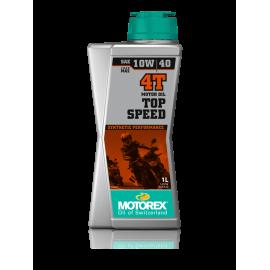 OLEO MOTOREX 4T TOP SPEED 10W40 1L