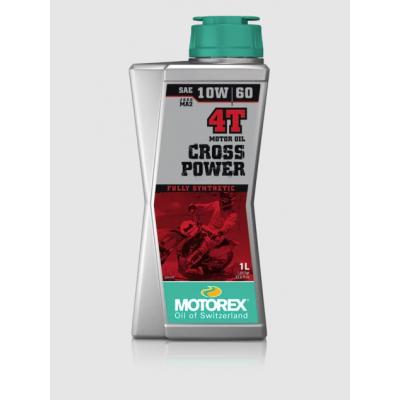 OLEO MOTOREX CROSSPOWER 4T...
