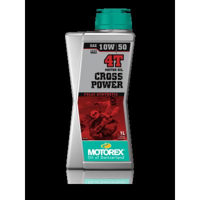 OLEO MOTOREX CROSSPOWER 4T 10W50